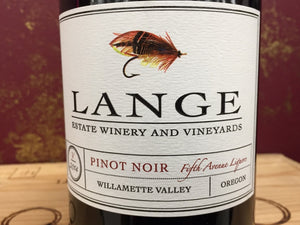 "2014 LANGE ESTATE ""SINGLE-VINEYARD"" WILLAMETTE VALLEY PINOT NOIR"