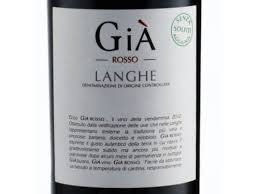 Gia Langhe Rosso 1L