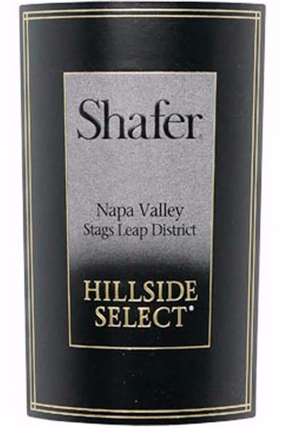 2009 Shafer Hillside Select (96,WS)