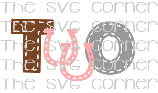 Country Two SVG File