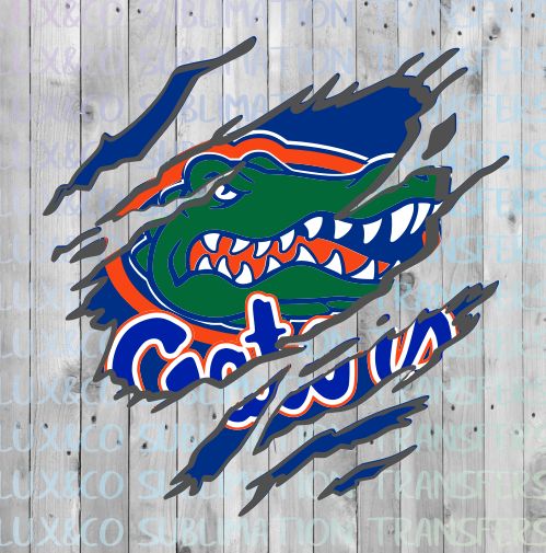Gator Claw SVG Digital Design