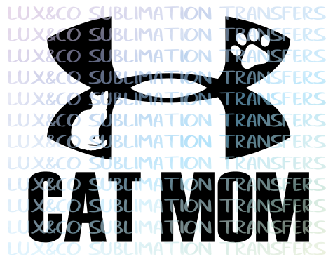 Cat Mom SVG FILE