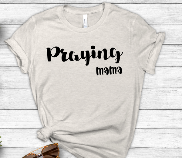 Praying Mama SVG File