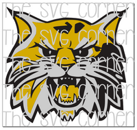 Wildcats SVG File