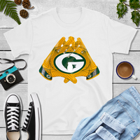 Green Bay Packers Gloves Sublimation Transfer
