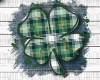 Shamrock St Patricks Day Sublimation Transfer