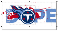 Tennessee Titans Football DOPE SVG PNG Digital Design