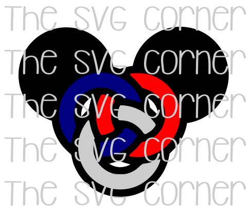 Mickey primerica logo SVG File