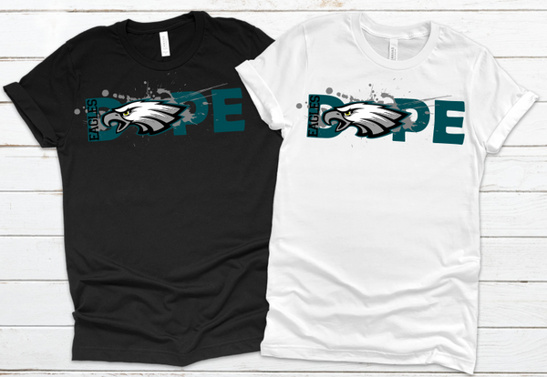 Philadelphia Eagles  DOPE SVG PNG Digital Design