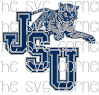 JSU Logo SVG File