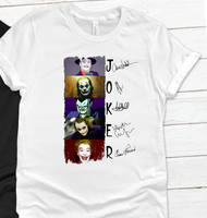Joker Sublimation Transfer