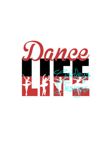 Dance Life SVG File