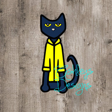 Pete the Cat SVG File