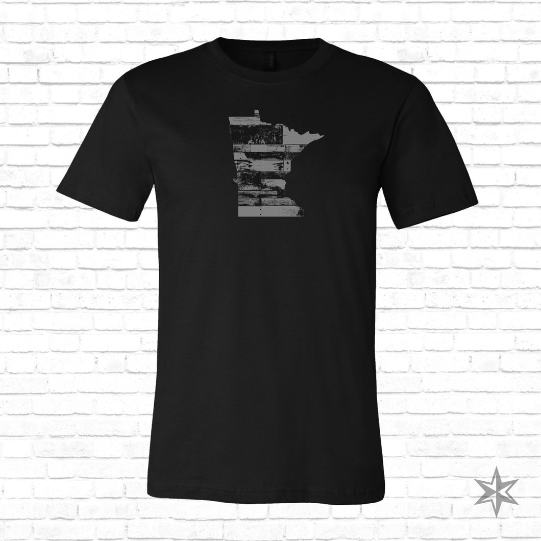 Mens MN Reclaimed Wood T-Shirt