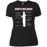 Dental Assistant - Anatomy Of A Dental Assistant (1) T-Shirt & Hoodie