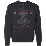 VHEH  Sterkr Mjölnir Xmas Shirts Ugly Christmas Sweater - SunGift.Co
