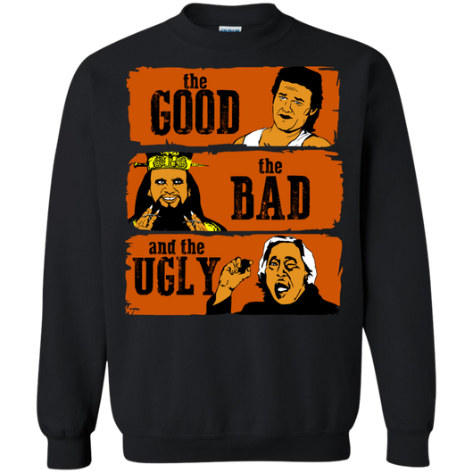 The good, the bad and the ugly in Chinatown Shirts Ugly Christmas Sweater