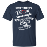 I'm A Math Teacher Just Like A Normal Teacher Except Much Cooler (2) T-Shirt & Hoodie