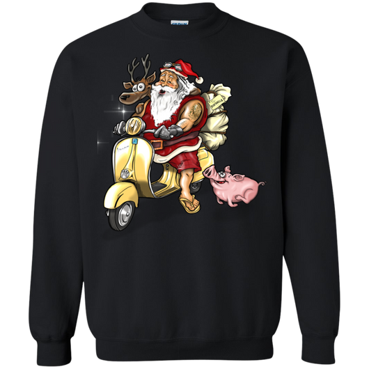 Summer Santa Shirts Ugly Christmas Sweater