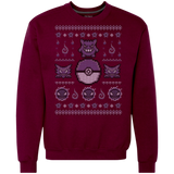 GOTTA STITCH 'EM ALL GHOST Sweatshirt Shirts Ugly Christmas Sweater - SunGift.Co