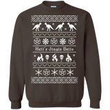 Hell's Jingle Bells Shirts Ugly Christmas Sweater - SunGift.Co