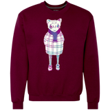 Ferret in Sweater Shirts Ugly Christmas Sweater - SunGift.Co