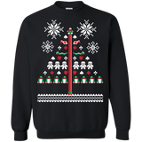 Cod Rest Ye Merry Gentlemen Shirts Ugly Christmas Sweater - SunGift.Co