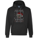 he sees you when you're eating, he knows when you've got snacks Sweatshirt Shirts Ugly Christmas Sweater