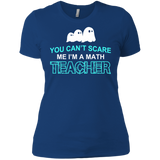 You Can't Scare Me I'm A Math Teacher T-Shirt & Hoodie - SunGift.Co