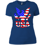 American Pride - Flying Eagle With USA T-Shirt & Hoodie