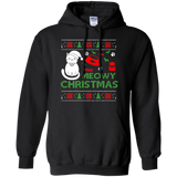 Meowy Christmas (4) T-Shirt & Hoodie Ugly Christmas Sweaters