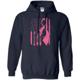 Breast cancer - Breast cancer flag T-Shirt & Hoodie - SunGift.Co