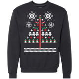 Cod Rest Ye Merry Gentlemen Shirts Ugly Christmas Sweater