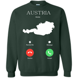 Austria - Austria Is Calling, I Must Go T-Shirt & Hoodie