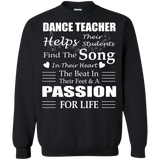 Dance Teacher - Dance Teacher Helps Their Students Find Passion For Life T-Shirt & Hoodie