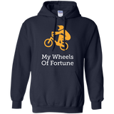 Bicycle - My Wheels Of Fortune T-Shirt & Hoodie