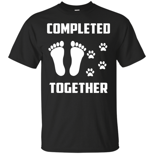 Dog Lover - Completed Together T-Shirt & Hoodie