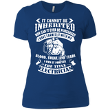 Electrician - I Own It Forever The Tittle Electrician T-Shirt & Hoodie