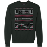 Old School Sweater Shirts Ugly Christmas Sweater