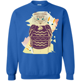 Winter Cat with Friends Shirts Ugly Christmas Sweater - SunGift.Co