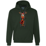Coo Funny Rudolph Reindeer Playing Guitar Shirts Ugly Christmas Sweater - SunGift.Co