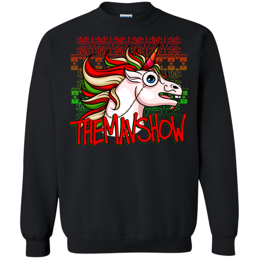 TheMavShow's First Shirts Tee! Shirts Ugly Christmas Sweater