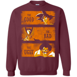 The Good vs the Bad and the Ugly Shirts Ugly Christmas Sweater