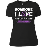 Alzheimer - Someone I Love Need Cure Alzheimer T-Shirt & Hoodie