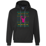 Ugly Hipster Sweater (Neon) Shirts Ugly Christmas Sweater