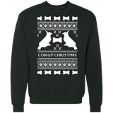 Christmas Sweater  Corgy  Shirts Ugly Christmas Sweater - SunGift.Co