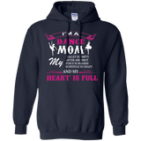 Dancing Mom - I'm A Dance Mom My Nerves Is Empty And My Heart Is Full T-Shirt & Hoodie