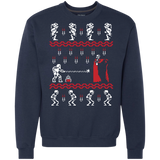 Christmasvania Shirts Ugly Christmas Sweater - SunGift.Co