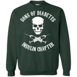 Diabetes - Sons Of Diabetes, Insulin Chapter T-Shirt & Hoodie