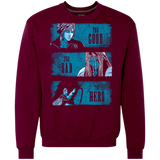 The Good the Bad and the Hero Shirts Ugly Christmas Sweater